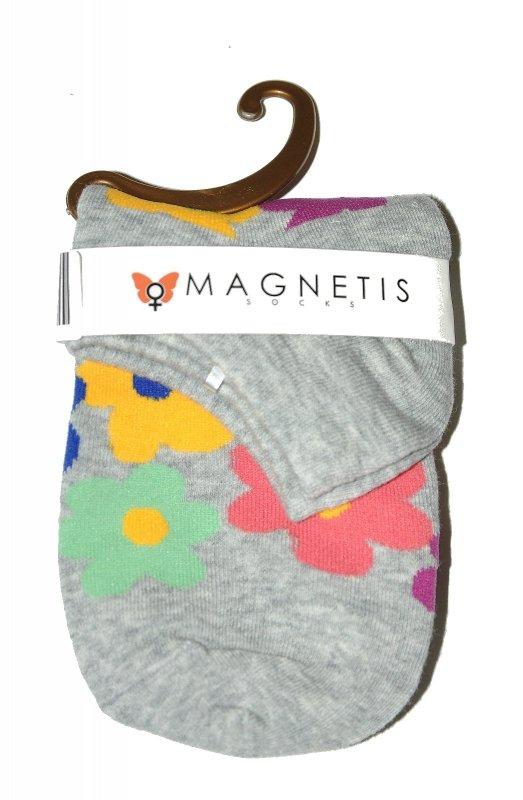 Stopki Magnetis 13537 Kolorowe Kwiaty