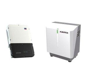 AXITEC Energy LI 9 SH 7.5 + SMA Sunny Boy Storage 5.0