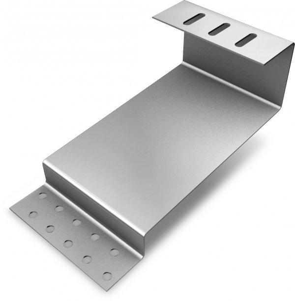 K2 hak do karpiówki, duży ze stali nierdzewnej (150x103 mm)