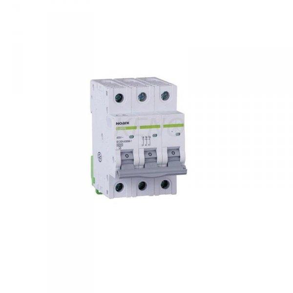 Wyłącznik nadprądowy 6 kA, ch-ka B, 50 A, 3-bieg.