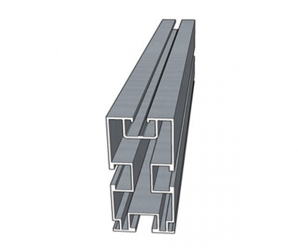 Profil aluminiowy wzmocniony 2070mm