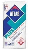 ATLAS Klej PLUS do płytek ceramicznych 10kg