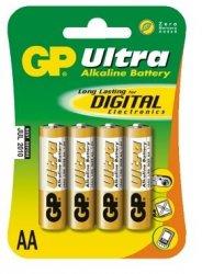 GP Bateria alkaliczna LR06 Ultra Alkaline BL/10