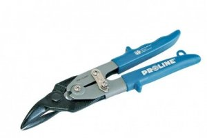 Nożyce do blachy 250 proste dźwigniowe Proline