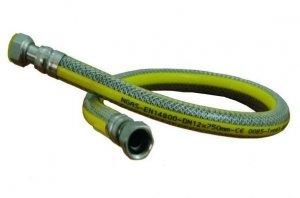 Wąż gazowy elastyczny L-125cm