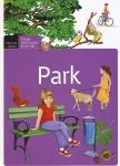 Park. Młody obserwator przyrody