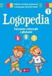 Logopedia 1. Ćwiczenia i wierszyki z głoskami k, g oraz i