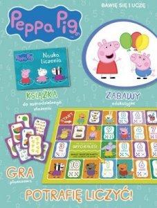 Peppa Pig - Gra planszowa Potrafię liczyć