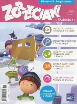 Zgrzyciaki i dzieciaki. Miesięcznik drugoklasisty- styczeń. 01/2016