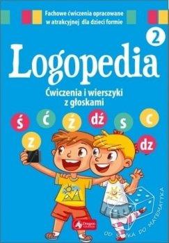 Ćwiczenia i wierszyki z głoskami ś, ć, ź, dź, s, c, z, dz. Logopedia 2