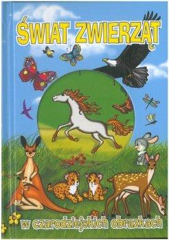 Świat zwierząt w czarodziejskich obrazach