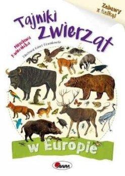 Zabawy z kalką! Tajniki zwierząt w Europie
