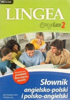 Lingea EasyLex 2 Słownik angielsko-polski i polsko-angielski (CD)