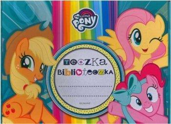 My Little Pony. Niebieska. Teczka biblioteczka
