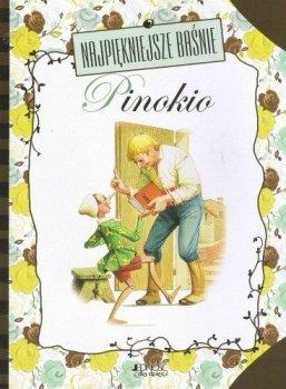Najpiękniejsze baśnie. Pinokio