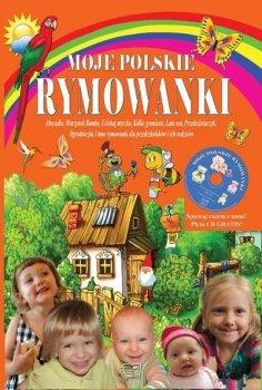 Moje polskie rymowanki. Część 2 + CD