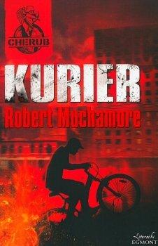Kurier. Cherub, tom 2