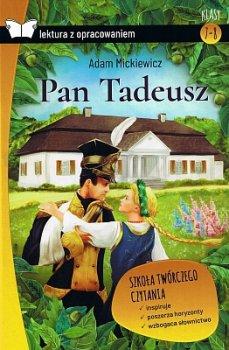 Pan Tadeusz. (Oprawa twarda, z opracowaniem)
