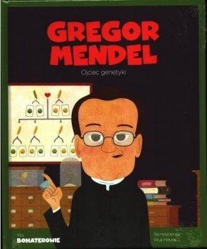 Gregor Mendel. Ojciec genetyki. Moi bohaterowie
