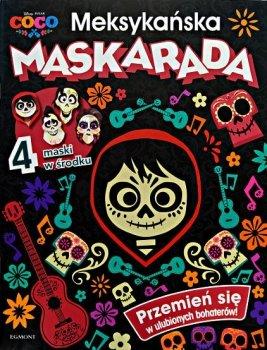 Meksykańska maskarada. Coco