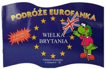 Wielka Brytania. Podróże Eurofanka