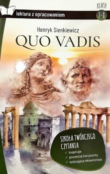 Quo Vadis (Opracowanie, Oprawa twarda)
