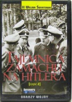II Wojna Światowa. Wojna zimowa + film DVD. Tajemnica zamachu na Hitlera