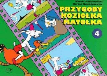 Przygody Koziołka Matołka część 4. Nowe wydanie