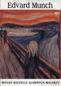 Edvard Munch. Wielka kolekcja sławnych malarzy, tom 23 płyta DVD