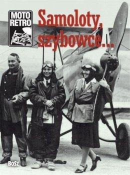 Samoloty, szybowce... Retro Moto
