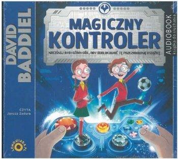 Magiczny Kontroler. Audiobook