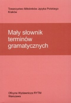 Mały słownik terminów gramatycznych