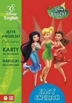 Disney English. Wróżki