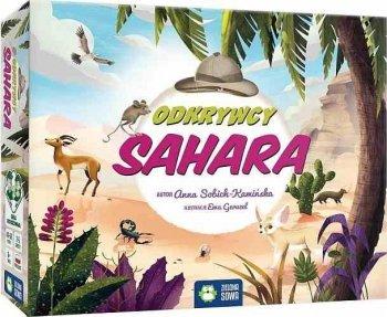 Sahara. Odkrywcy