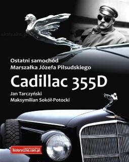 Ostatni samochód Marszałka Józefa Piłsudskiego Cadillac 355D