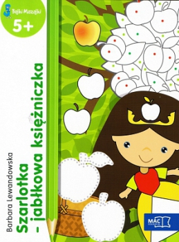 Szarlotka - jabłkowa księżniczka. Bajki Mazajki 5+