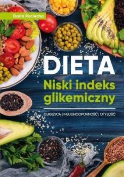 Dieta. Niski indeks glikemiczny. Cukrzyca, insulinooporność, otyłość