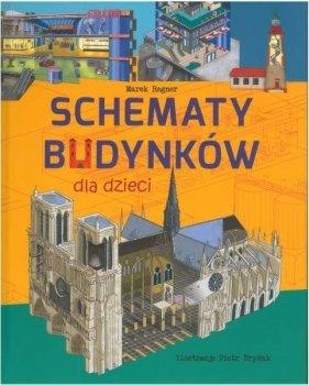 Schematy budynków dla dzieci