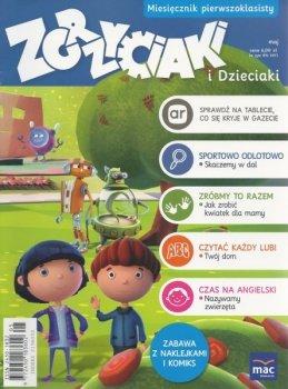 Zgrzyciaki i dzieciaki. Miesięcznik pierwszoklasisty - maj. 05/2016