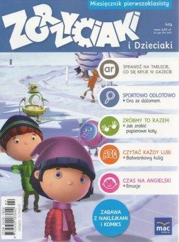 Zgrzyciaki i dzieciaki. Miesięcznik pierwszoklasisty - luty. 02/2016