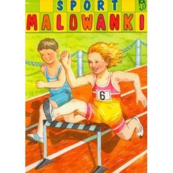 Sport. Malowanki