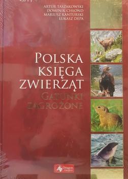 Polska księga zwierząt - gatunki zagrożone