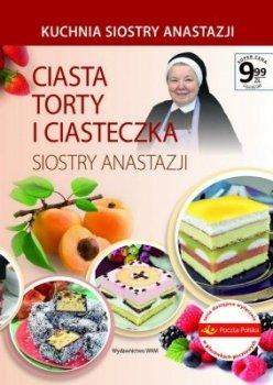 Ciasta, torty i ciasteczka Siostry Anastazji