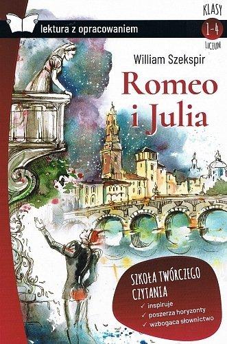 Romeo i Julia. Oprawa twarda. Z opracowaniem