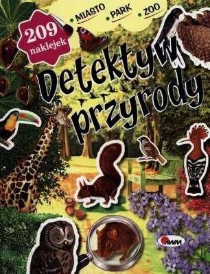 Detektyw przyrody. Miasto,  park, zoo