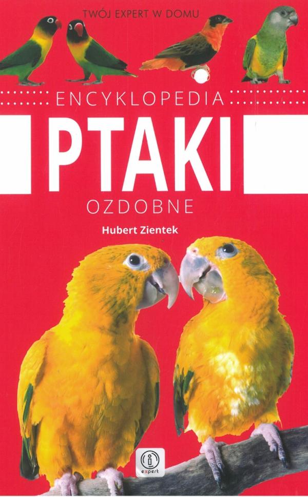 Encyklopedia. Ptaki ozdobne