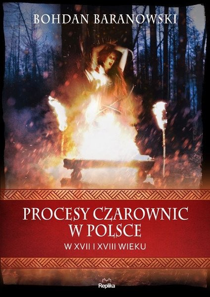 Procesy czarownic w Polsce w XVII i XVIII wieku