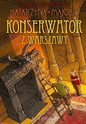 Konserwator z Warszawy, tom 3