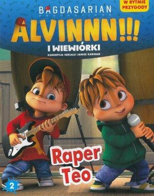 Alinnn I Wiewiórki. Raper Teo
