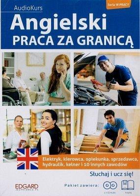 Angielski. Praca za granicą 2CD